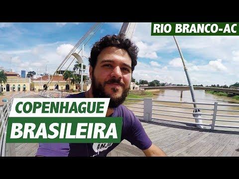 EXISTE E TEM MUITA CICLOVIA! RIO BRANCO-AC É A COPENHAGUE BRASILEIRA