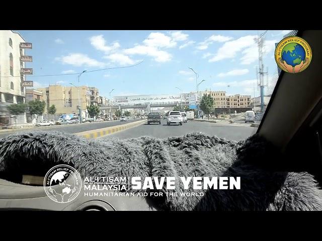PERJALANAN TEAM SAVE YEMEN AL-I'TISAM RELIEF PROGRAM - perjalanan pulang dari daerah Zabid ke Sana'a