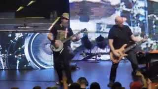 Devin Townsend Project - Heatwave Live @ 13.04.2015 Royal Albert Hall London