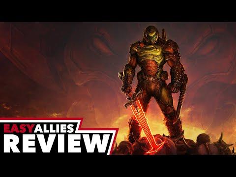 Doom Eternal - Easy Allies Review