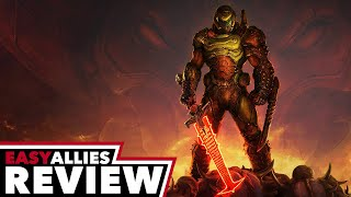 Doom Eternal - Easy Allies Review (Video Game Video Review)
