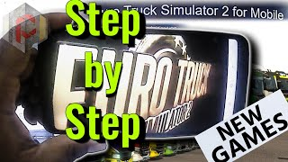 Download lagu ✅ EURO TRUCK SIMULATOR 2 for ANDROID  STEP by STEP Instalation