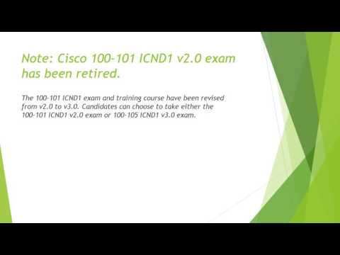 ExamUnion 100-105 ICND1 v3.0 Exam Questions Answer Online