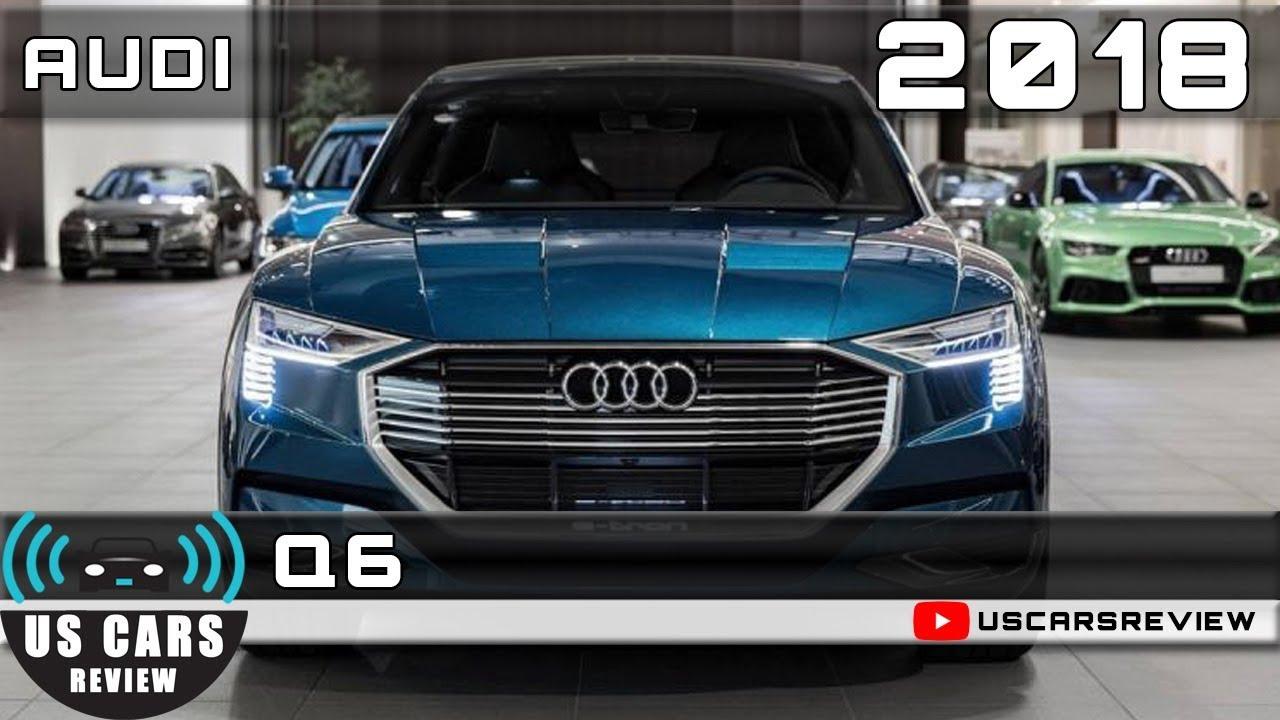 2018 Audi Q6 Review