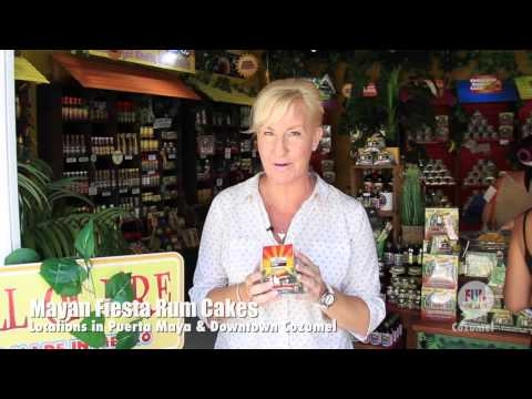 Julie Crouse: Shopping in Cozumel!