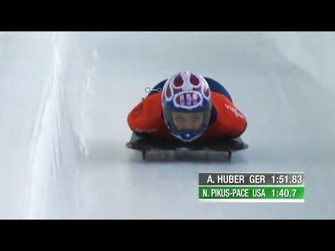 American Pikus-Pace wins Lake Placid Skeleton - Universal Sports