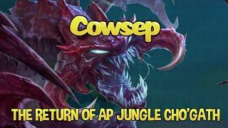 THE RETURN OF AP JUNGLE CHO'GATH - 1200 AP - COWSEP