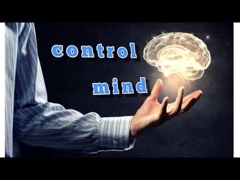 Control mind. The zero thought technique