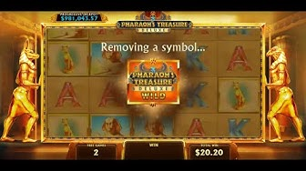 Big Win from Free Spins on Pharaoh's Treasure Deluxe Slots | the Daily Pick