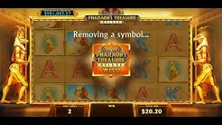 Free Spins in Pharaoh's Treasure Deluxe Slots | PitBoss