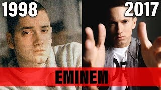Eminem (EVOLUCE 1998-2017)