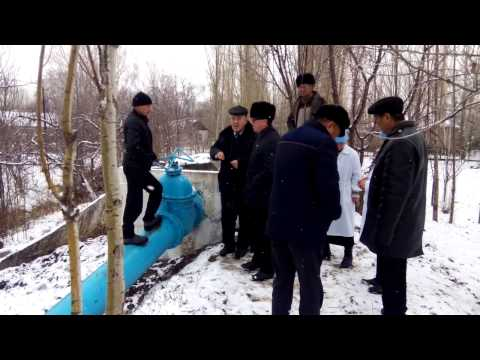 Micro Hydro power station in Kyrgyzstan