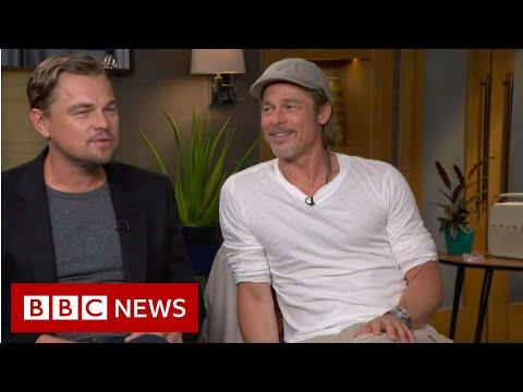 When Leonardo DiCaprio got fired and Brad Pitt almost did - BBC News