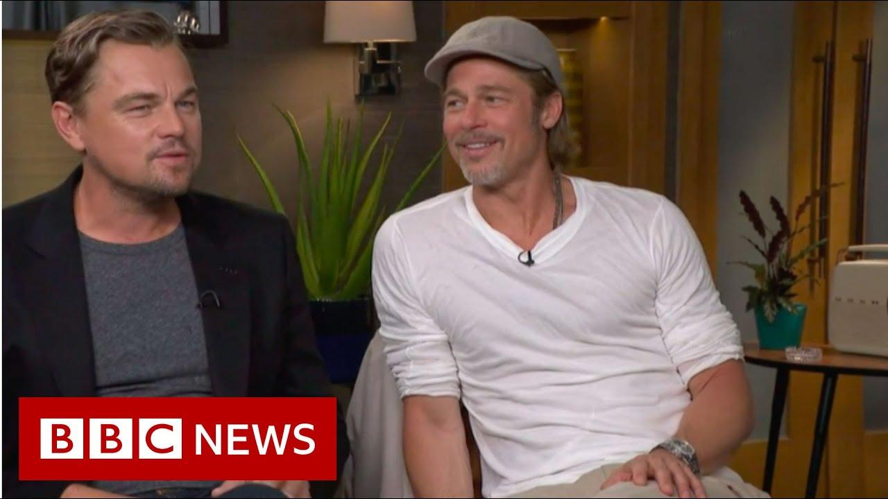 BBC News:When Leonardo DiCaprio got fired and Brad Pitt almost did - BBC News