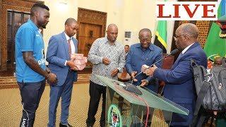 """JPM atoa """"Onyo""""  kwa Taifa Stars na TFF"""