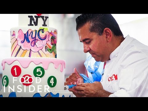 How Cake Boss Buddy Valastro Saved His Father's Bakery