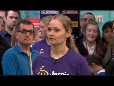 Pot Quiz Reanne Evans 2018 World Snooker