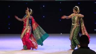 Lavani - Lok Rang Group Dance/Festival of India in Ukraine/Sumy-2017