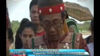 [ANTV] TOPIK Ritual Pemberian Nama Suku Dayak Modang