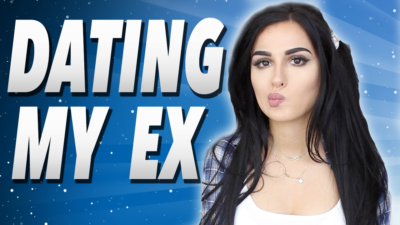 My ex is online dating