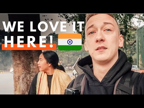 This Place SHOCKED Us In New Delhi, India 🇮🇳