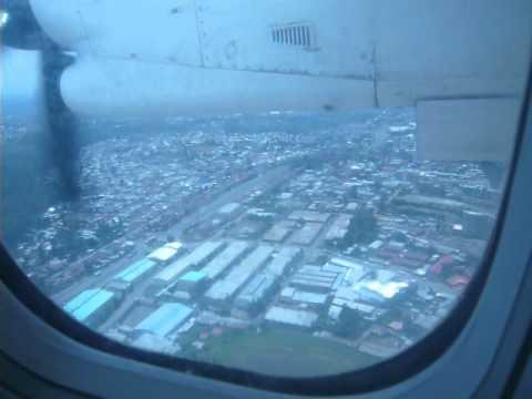 Ethiopia: Approaching Addis Ababa Bole ADD (3/3) 2015-09-20(Sun)1117hrs