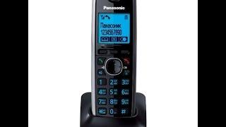 Uy telefon ta'mirlash uchun qanday - sokin ovoz,mikrofon emas, balki ishchi(Panasonic-TGA661 KX)