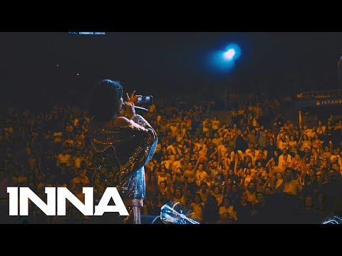 INNA | On The Road #252 - INNA Tour Istanbul