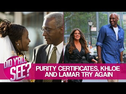 Amber Rose Calls Out GQ, Purity Certificate & Lamar And Khloe Together Again | Did Y'all See?