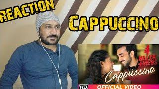 Cappuccino Reaction Niti Taylor Abhishek Verma R Naaz Sourav Roy kumaar