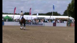 Edward Gal Masterclass Festival of the Horse Part 1