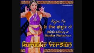 Kajra Re-Ameritz indian (Version Karaoke) (2 version)