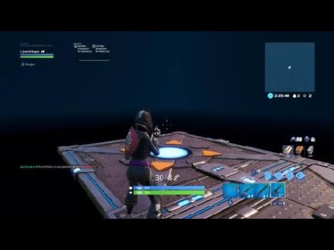 Fortnite PVP contra Hector