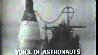 Gemini Titan 6 launch pad abort after ignition and ever cool Wally Schirra remains calm