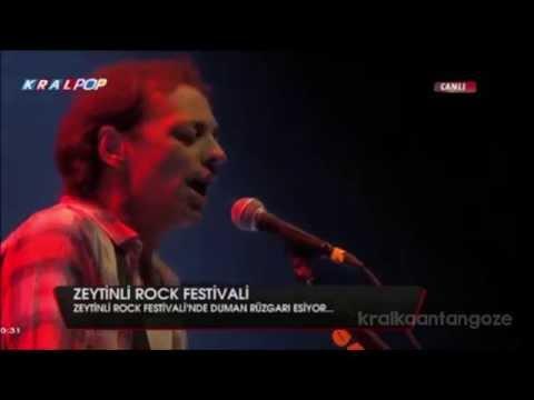 Duman - Köpekler Zeytinli Rock Fest 2015