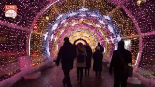 Новогодняя Москва,  куда пойти в Москве,  на новогодние праздники