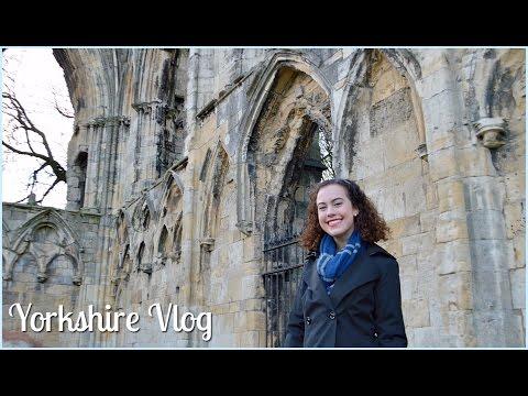 STUDY ABROAD VLOG: YORKSHIRE, ENGLAND