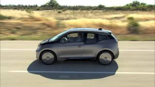 BMW i3 Driven : Test Drive : Charging