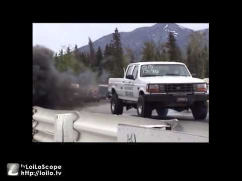 Northern Diesel Performance having fun in Alaska 2007