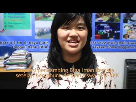 Yayasan Prima Unggul bersama Bina Iman Remaja St. Lukas