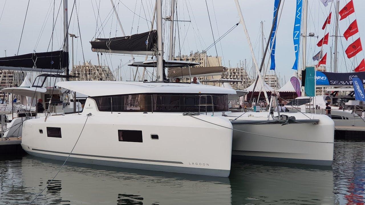Catamaran Charter, Lagoon 42 (2019), Yachts in Croatia