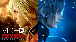 VIDEO REVIEW: Final Fantasy: Type-0 HD