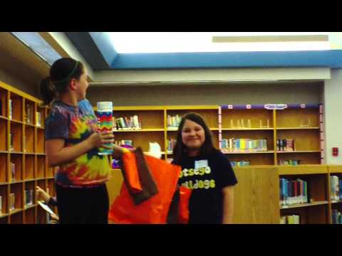 Otsego Middle School STAND Chapter Leadership Role Skits