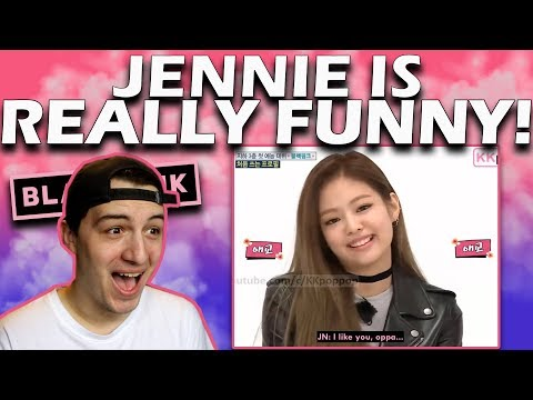 When Jennie Makes BLACKPINK Can't Stop Laughing REACTION!
