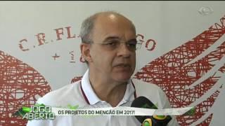 Flamengo almeja um ano de conquistas