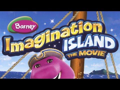 Bedtime with Barney: Imagination Island (1994)