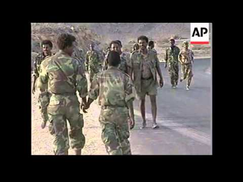 ERITREA: ETHIOPIA FIGHTING
