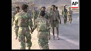 ERITREA: ETHIOPIA FIGHTING