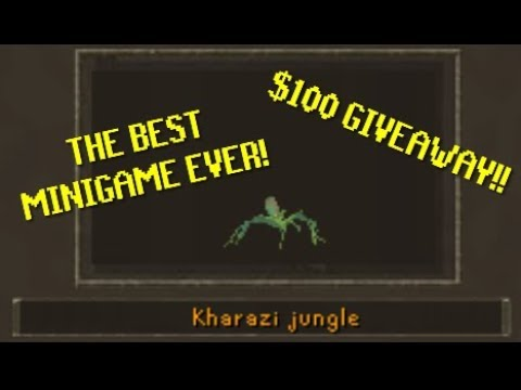 [RuneX] THIS IS THE BEST MINIGAME TO EXISTS IN RSPS! + $100 BOND GIVEAWAY