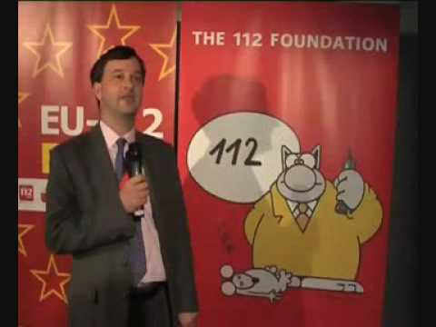 EU112 event in Murcia - Stephen Hines - London Ambulance Service - United Kingdom